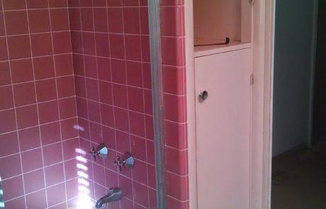 bathroom remodel contracting work