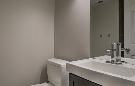 Beautiful bathroom improvement