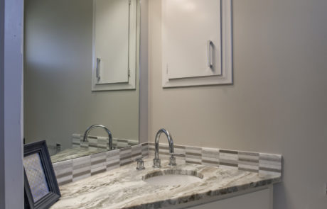 bathroom remodel done in lincoln