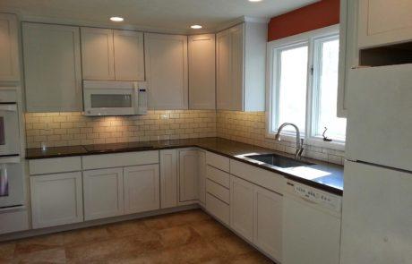 1970s style kitchen