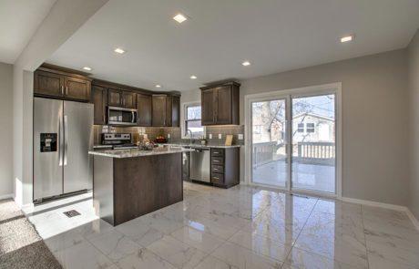 Nebraska home kitchen remodel