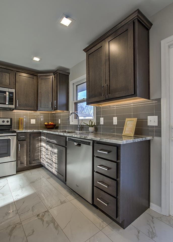 Lincoln NE kitchen remodel