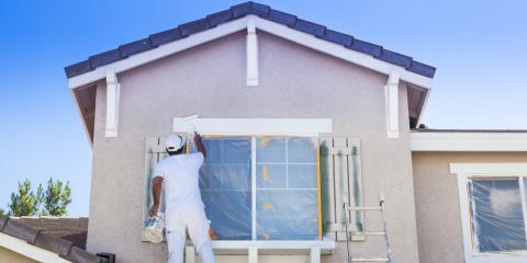 Choosing the right exterior paint for your house