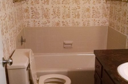 Bathroom Remodel Before And After, 70s Bathroom Remodel