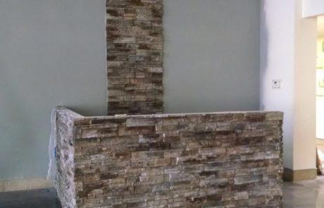 Custom stone work Lincoln NE